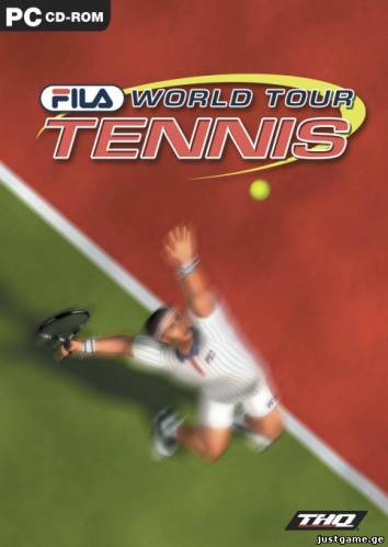 FILA World Tour Tennis (2003/PC/ENG) - JustGame.GE