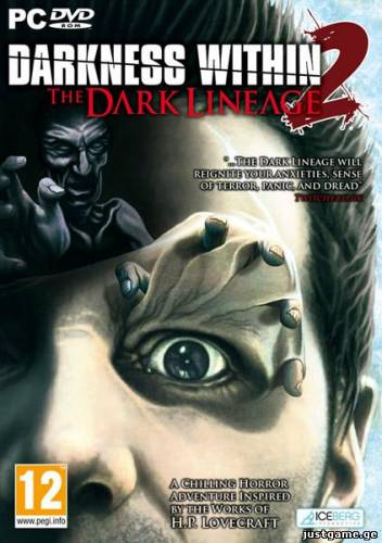 Darkness Within 2: The Dark Lineage (2010/ENG) - JustGame.GE
