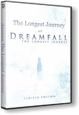 "The longest journey - Dilogy (НД ""1С""/ Rus/Eng/RePack от R.G. ReCoding/2000-2006) - JustGame.GE"