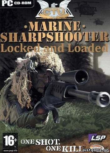 Marine Sharpshooter 4 : Locked and Loaded - JustGame.GE