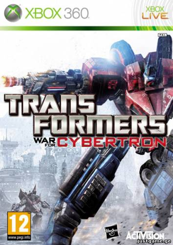 Transformers: War for Cybertron (2010/ENG/XBOX360) - JustGame.GE