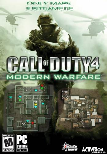 cod 4 only maps - JustGame.GE
