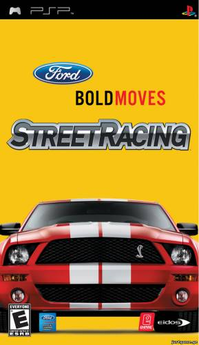 Ford Street Racing - JustGame.GE