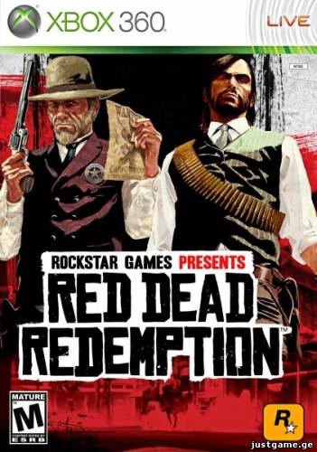 Red Dead Redemption (2010/ENG/XBOX360/RF) - JustGame.GE