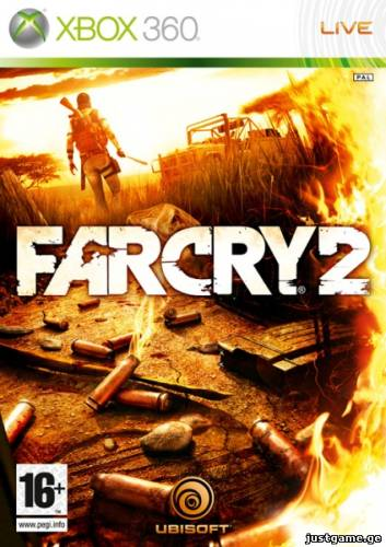 Far Cry 2 (2008/RUS/XBOX360) - JustGame.GE