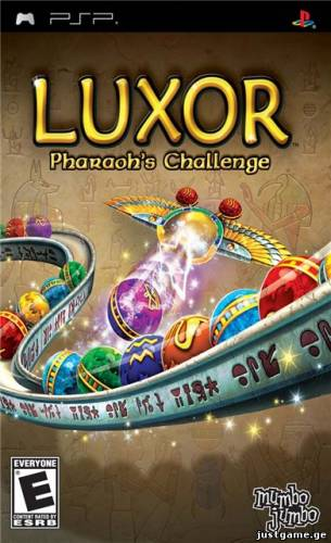Luxor 2 (PSP) - JustGame.GE