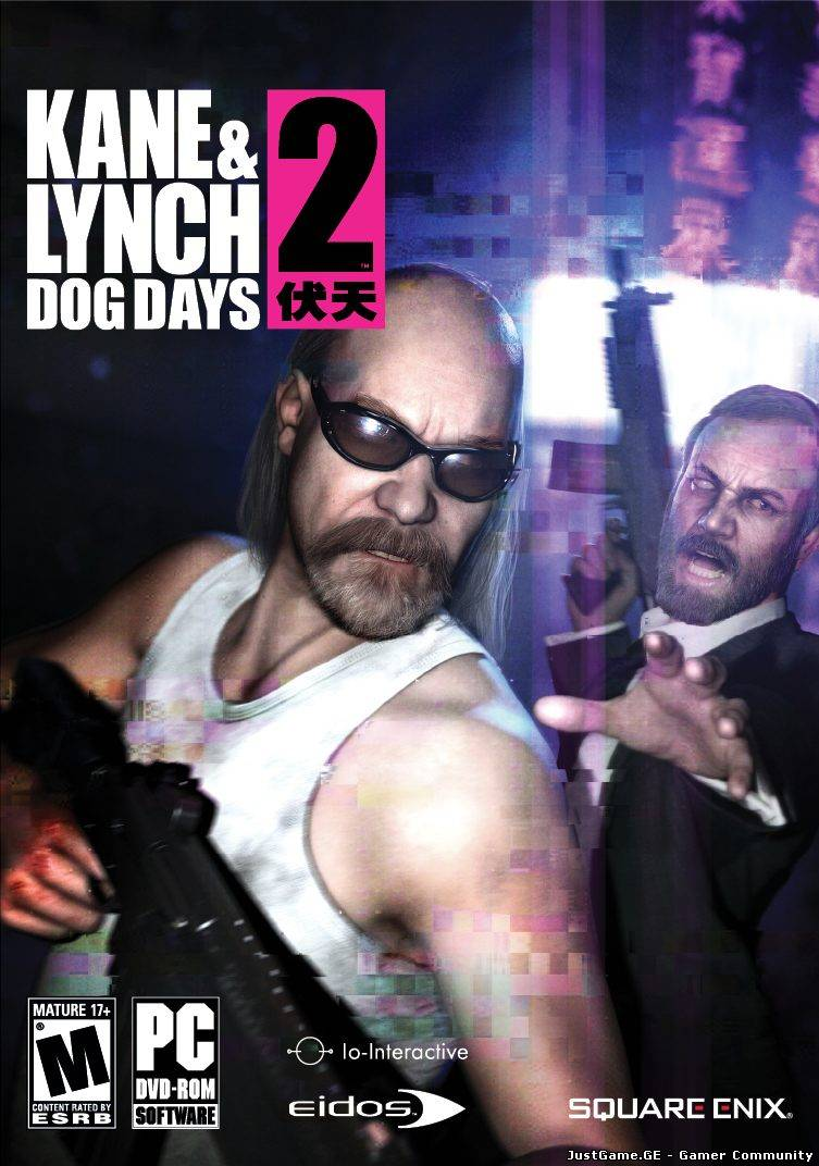 Kane & Lynch 2: Dog Days (DEMO)(RUS)