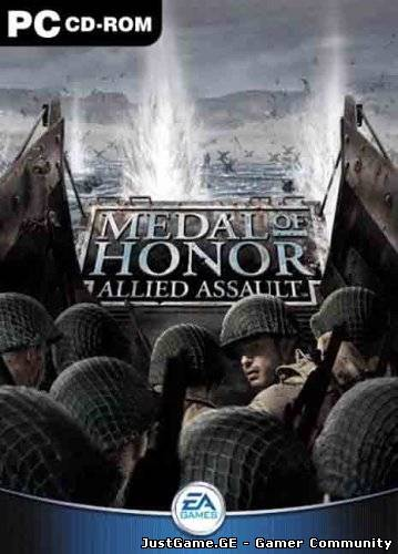 Medal of Honor - Allided Assault for linux (ubuntu) - JustGame.GE