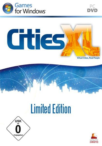 Cities XL Limited Edition (2009/ENG/Milti3)