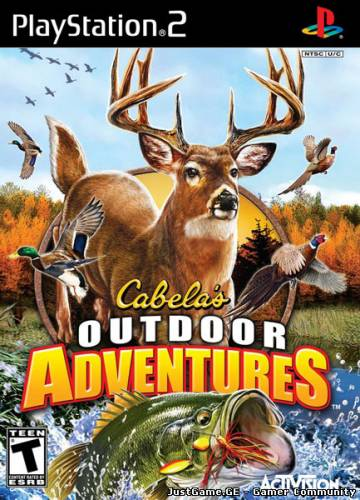 Cabela's Outdoor Adventures (2009/ENG/PS2) - JustGame.GE