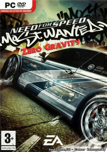 Need for Speed Most Wanted Zero Gravity (2010/RUS) - JustGame.GE