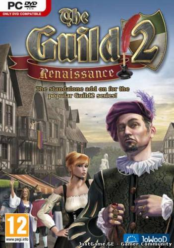 The Guild 2: Renaissance (2010/ENG) - JustGame.GE