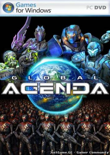 Global Agenda (2010/ENG) - JustGame.GE