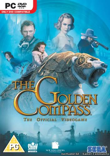 The Golden Compass The Game - JustGame.GE