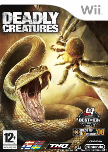 Deadly Creatures [PAL][MULTI5] - JustGame.GE