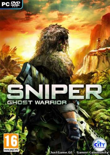 Sniper: Ghost Warrior (2010/ENG) Full/Repack + UPDATE 2 - JustGame.GE