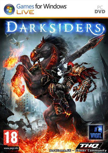 DarkSiders (2010/ENG)