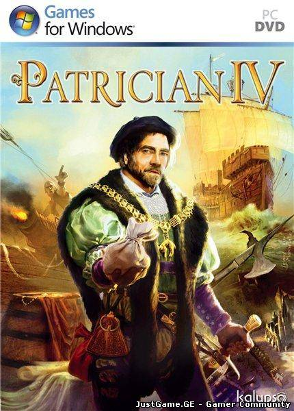Patrician IV (2010/ENG/RUS)