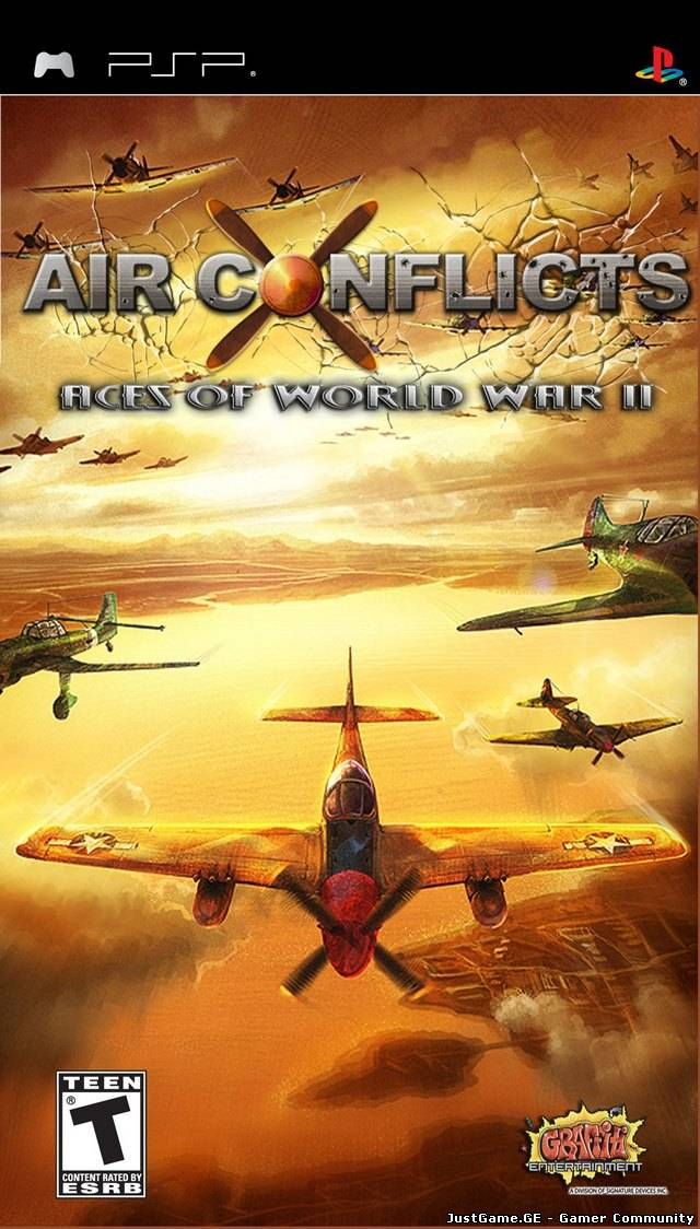 Air Conflicts (PSP/2010)
