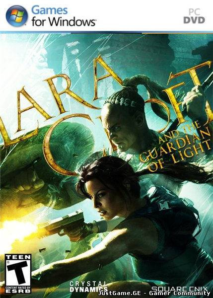 Lara Croft and the Guardian of Light (2010/MULTI6)