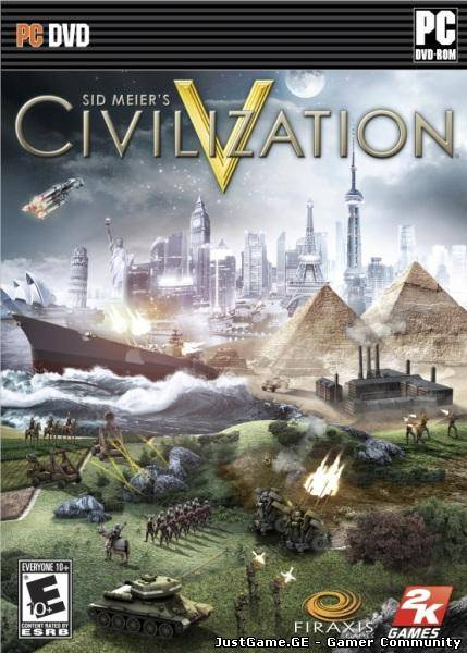 Sid Meier's Civilization 5 (2010/ENG/DEMO)