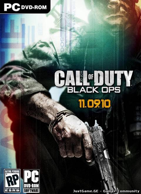 Call of Duty: Black Ops (2010/RUS/PC)