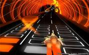Audiosurf-ride your music - JustGeme.GE