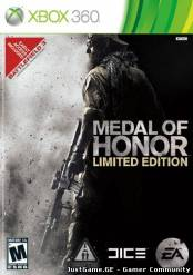 Medal Of Honor Limited Edition (2010/ENG/XBOX360/NTSC) - JustGame.GE