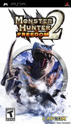Monster Hunter Freedom 2 (PSP) - JustGame.GE