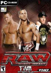 WWE Raw Ultimate Impact (2010/PC/ENG) - JustGame.GE